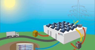 Eis-Energiespeicher halbiert Betriebskosten
