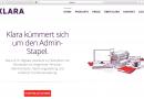 Unternehmer lancieren Klara, den Digitalen Assistenten zur Beseitigung von Bürokratie