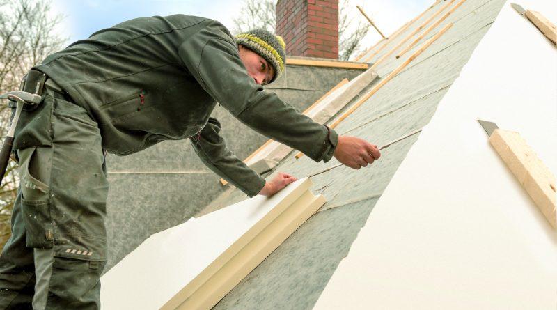Effizienz-Dächer in Holzbauweise