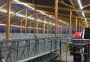 Ammoniakbeständige Stallbeleuchtung – LED-Lichtband speziell für landwirtschaftliche Betriebe