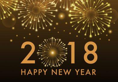 Happy New Year – einen guten Rutsch ins neue Jahr