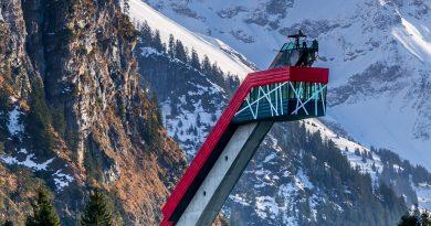 Skiflugschanze Oberstdorf