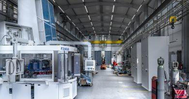 Bei der Hinterkopf GmbH ist die Beleuchtung State of the Art