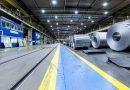 Weltweit führender Edelstahlproduzent Outokumpu setzt auf LED-Leuchten der Deutschen Lichtmiete
