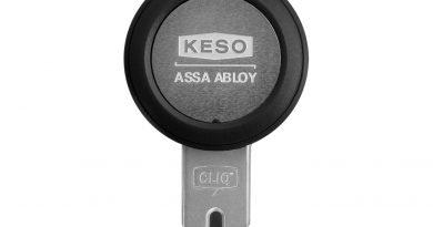 Volle Flexibilität mit Schliesssystem KESO eCLIQ von ASSA ABLOY