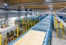 Neue Linie für Kerto® LVL-Furnierschichtholz startet Testläufe in Metsä Woods Werk Punkaharju