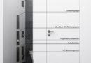 Systemwand saniQub von KEMMLIT – mit Innovation und Design clevere Sanitärraum-Lösungen schaffen
