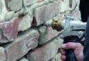 Historisches Natursteinmauerwerk erhalten