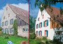 Natürlicher Schutz vor feuchten Wänden und Schimmel Ökologischer Dämm- und Entfeuchtungsputz