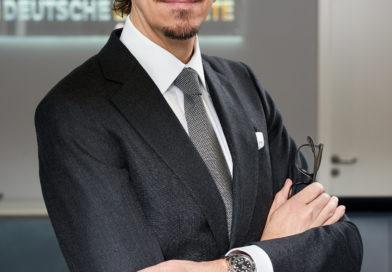 """Deutsche Lichtmiete Gründer Alexander Hahn Finalist im Wettbewerb """"Entrepreneur Of The Year 2019"""""""