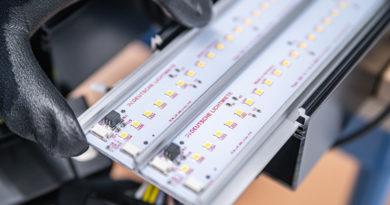 Neue LED-Technologie für optimiertes Human Centric Lighting – angepasst an den menschlichen Biorhythmus