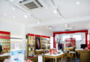 Immer mehr Vodafone-Filialen nutzen Licht zur Miete – Optimales Verkaufsklima dank neuer Beleuchtung